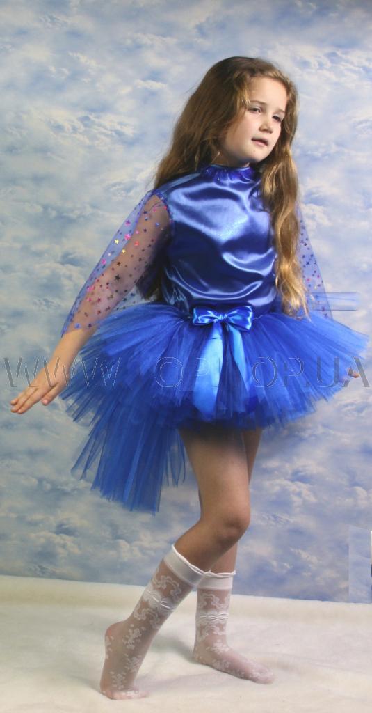 Карнавальный костюм Детский костюм Звездочка размер 122